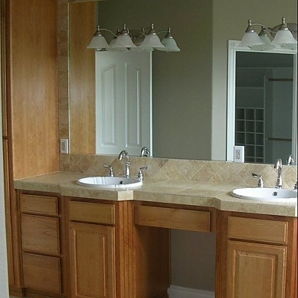 Sinks & Cabinetry